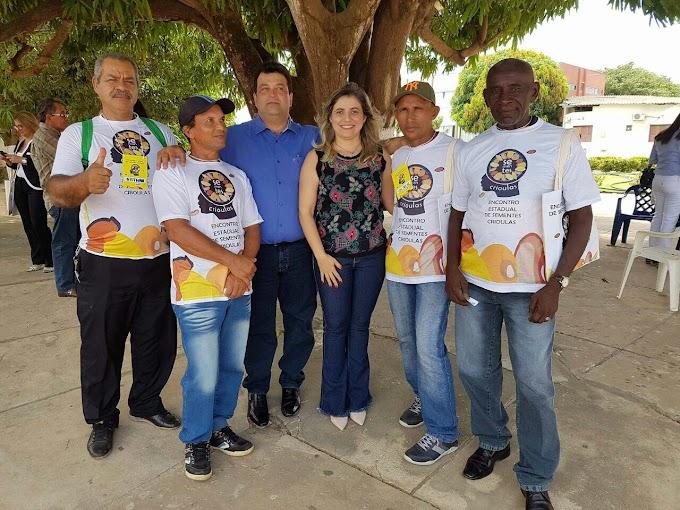 Agricultores familiares de Caxias participam de Encontro Estadual