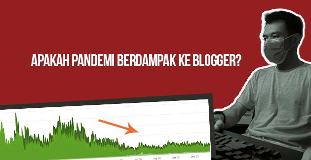 Dampak Pandemi ke Blogger