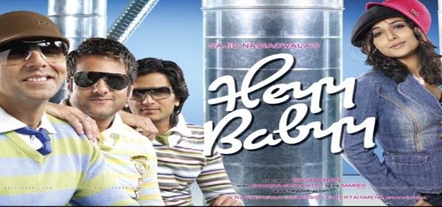 Heyy Babyy (2007) Hindi Movie Full Watch Online   Watch Full HD Movies
