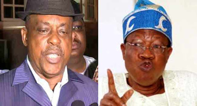 Looters List: Uche Secondus sues Lai Mohammed for ₦1.5 Billion