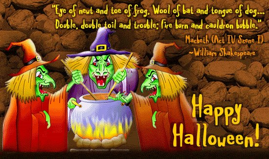 Halloween Day Quotes Devil's Eyes