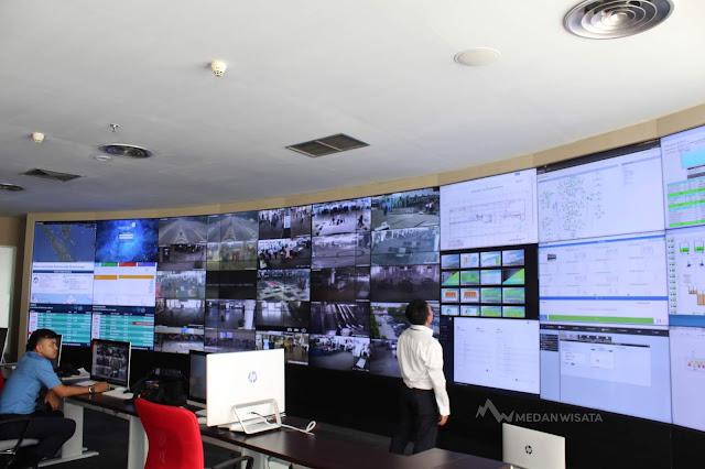 Area Terbatas dan Terlarang Bandara Kualanamu