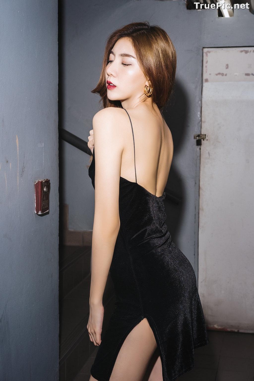 Image Thailand Model - Sasi Ngiunwan - Black For SiamNight - TruePic.net - Picture-21