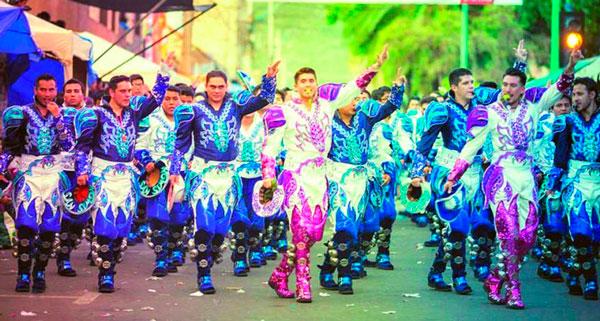 Alcaldía implementará manillas de colores en venta de asientos en ruta del Carnaval de Oruro
