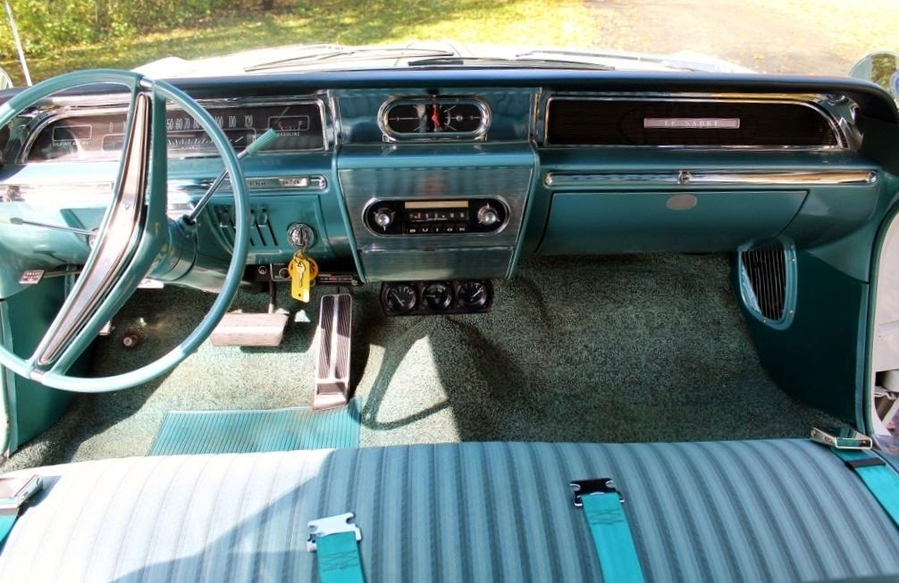 Bbuick Blesabre on 1960 Buick Lesabre Interior
