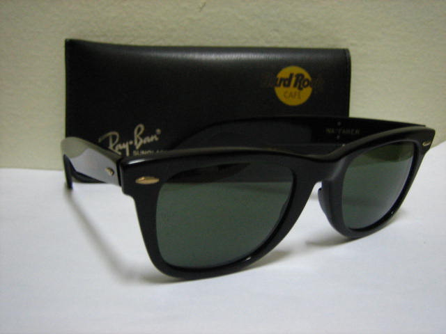 997591620a ... sunglasses on carousell e6a9c 8edfa  sweden ray ban wayfarer bl hard  rock cafe honolulu special edition sold 94a47 31e40