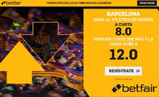 betfair supercuota liga Barcelona gana Atletico 1 diciembre 2019