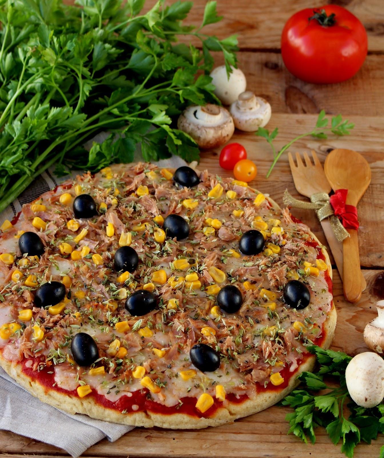 anaboliczna pizza