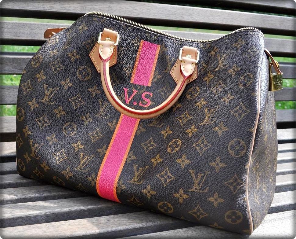 Veroniky módní deníček  Louis Vuitton Speedy Monogram Canvas 5549b8a6088