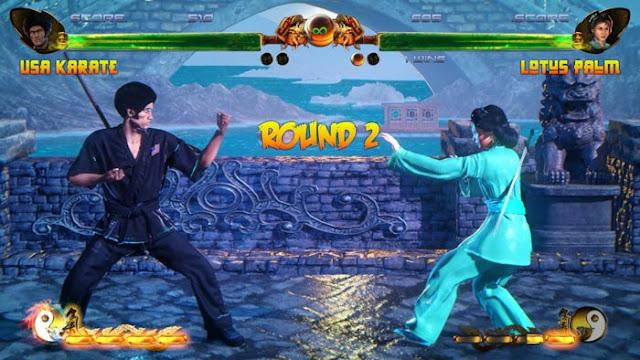 Shaolin vs wutang jim kelly