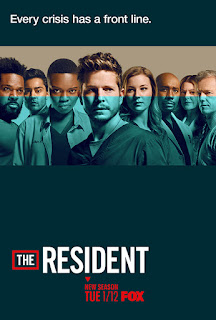 The Resident Temporada 4 audio español