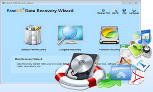EASEUS Data Recovery Wizard Free Edition 7.5 Download