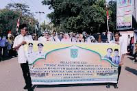 Meriah, Pawai Ta'aruf MTQ ke XXX tingkat Kabupaten Bima