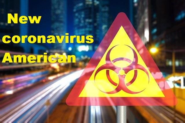 Health news today's:- American coronavirus