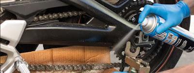 Cara Membersihkan Rantai Sepeda Motor Dengan Mudah dan Efektif