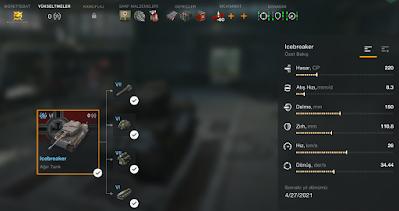 Icebreaker (Premium Mavi Tank - Nazi Almanya'sı)