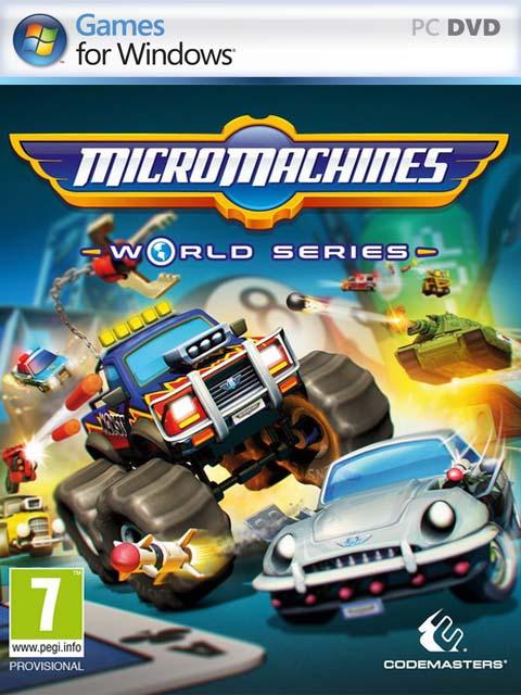 تحميل لعبة Micro Machines World Series برابط مباشر + تورنت