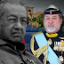 Sultan Johor Akui Amat Tersinggung Dengan Tun Mahathir