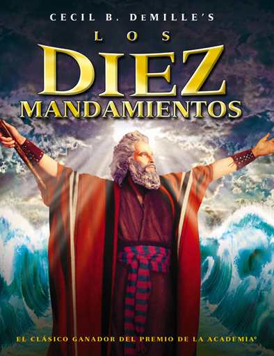 ver Los diez mandamientos (The Ten Commandments) (1956) Onli