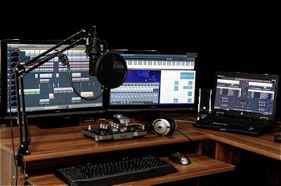 studio musik Kini bisa di buat di kamar