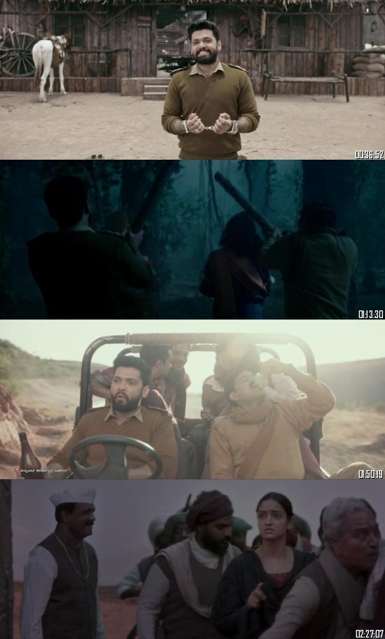 Avane Srimannarayana 2019 UNCUT HDRip 720p 480p Dual Audio Hindi Full Movie Download