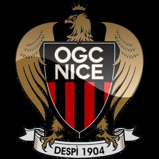 OGC Nice 2019 2020 forma url, OGC Nice dream league soccer kits url,dream football Kits ,Logo OGC Nice