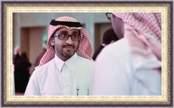 اعتقال بدر العساكر مدير مكتب ولى العهد