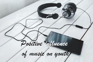 Positive influence of music on youth