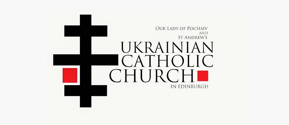 Ukrainian Catholic Church in Edinburgh