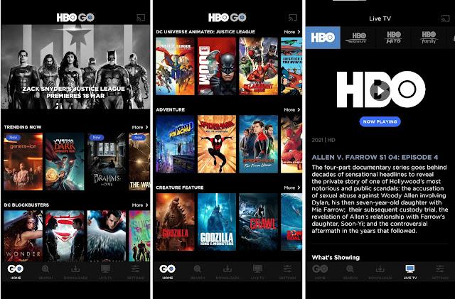 Zack Snyder's Justice League Boleh Ditonton Di HBO Go Dan Cara Daftar Disini