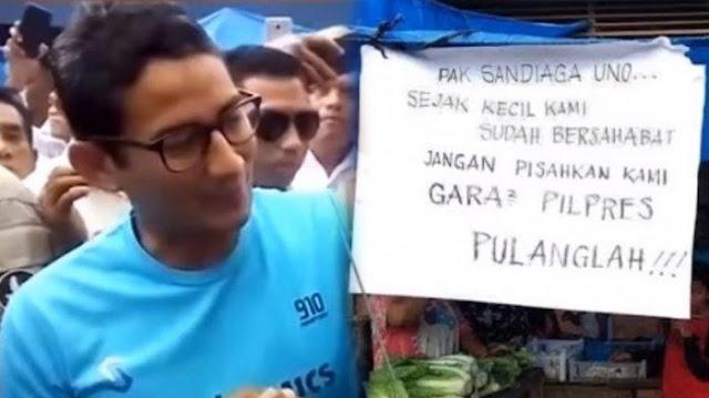 Bantah Sandi Sandiwara, PKS Ungkit Poster 'Raja Jawa' Jokowi