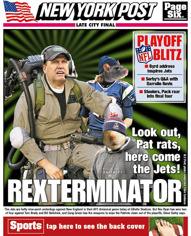 Best/Worst New York Post Sports Headlines Of All Time