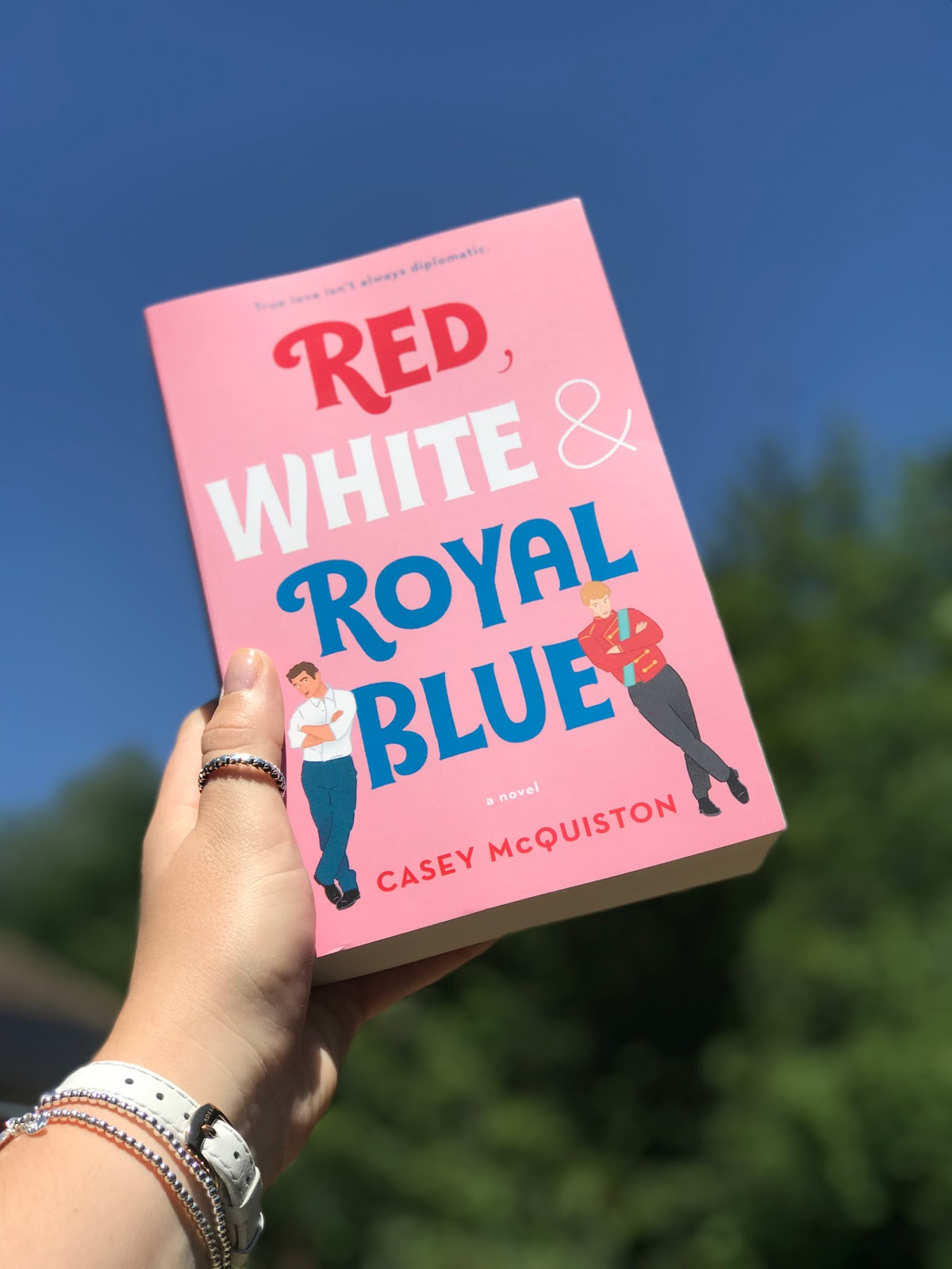 Red, White & Royal Blue - Casey McQuiston Book Review