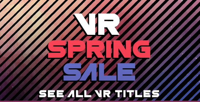 The Steam VR Spring Sale