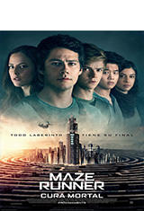 Maze Runner: La cura mortal (2018) BRRip 720p Latino AC3 5.1 / ingles AC3 5.1