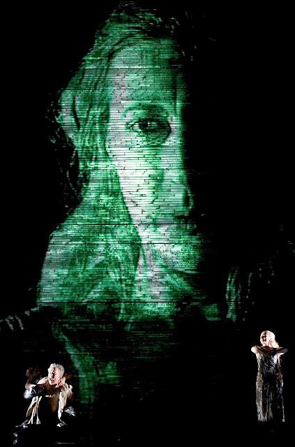 Wagner: Das Rheingold - Staatsoper Berlin (Photo Monika Rittershaus)