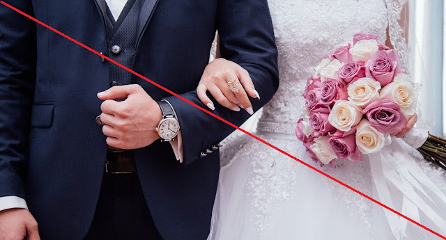 Hukuman Mengadakan Resepsi Pernikahan Saat Pandemi Corona