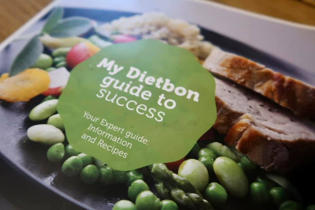 New Year, New Me! Losing the Xmas Weight with Dietbon Weight Loss Meals | AD