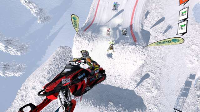 Snow Moto Racing Freedom PC Full Español