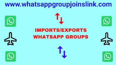 Imports/Exports Whatsapp Group Joins Link,Import/Export WhatsApp Groups, WhatsApp group for Import-Export, vegetable import export whatsapp group.