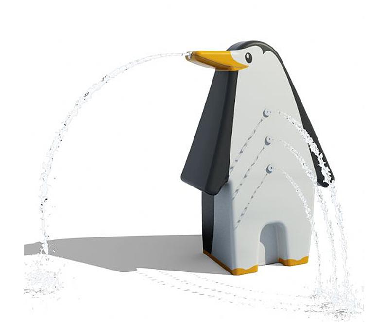 penguin sprinkler