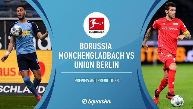 مشاهدة مباراة بوروسيا مونشنجلادباخ ويونيون برلين