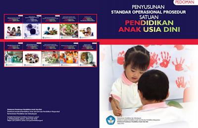 Buku Pedoman Penyusunan SOP PAUD K-13 by Direktorat PAUD Lengkap Terbaru