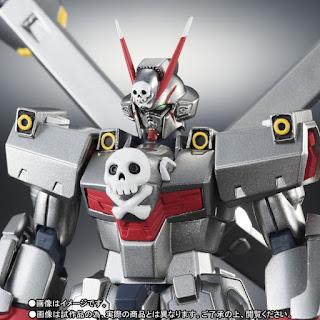 Robot Spirits <SIDE MS> Crossbone Gundam X-0 - Tamashii Nations