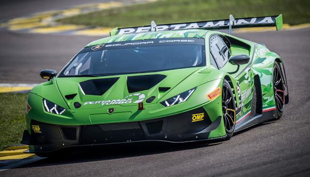 ランボルギーニ・ウラカン・GT3 EVO