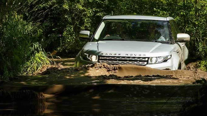 Land Rover Experiance