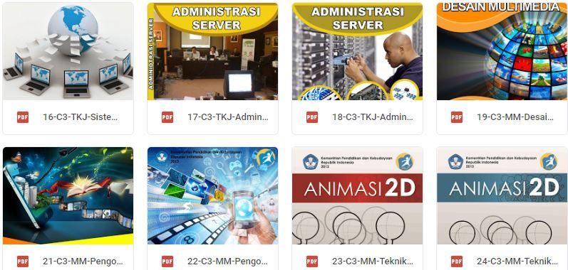 Download Modul Multimedia Smk Lengkap 2018 2019 Tutorial After Effect Dan Blender 3d