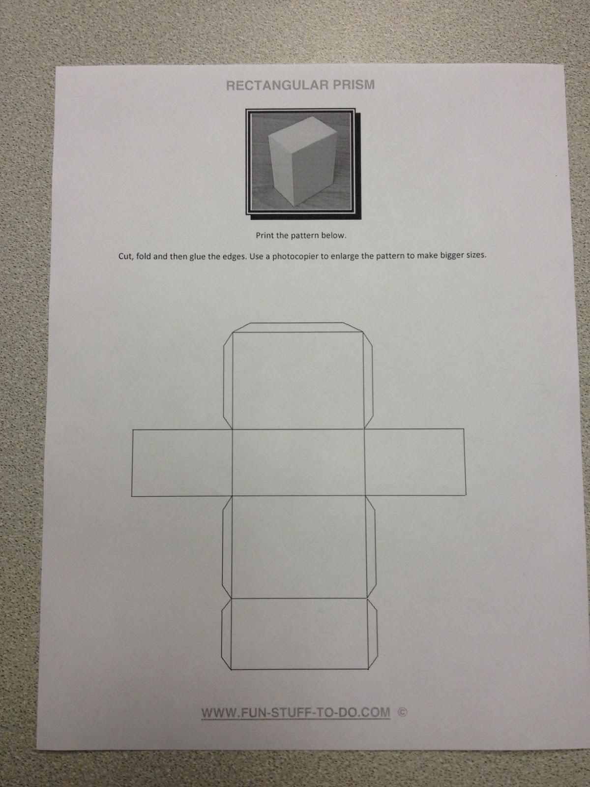 Mrs Hodge And Her Kindergarten Kids 3d Shapes