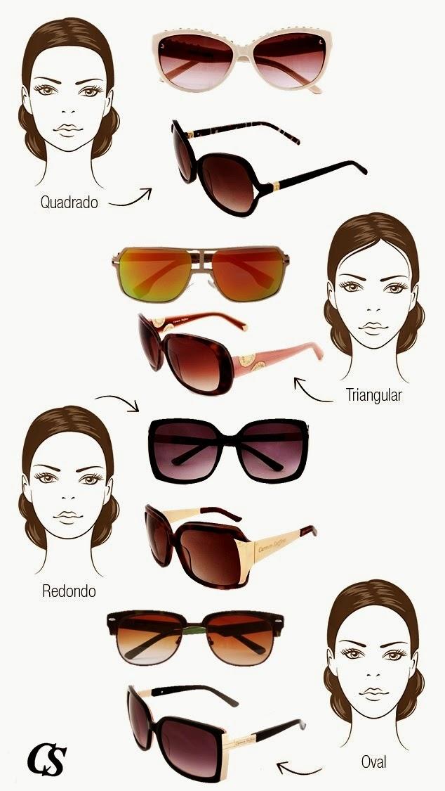 ... os óculos viraram itens fashions indispensáveis! Com tantos modelos  diferentes, é um caso sério escolher qual armação combina mais com o nosso  tipo de ... d0f09f7674