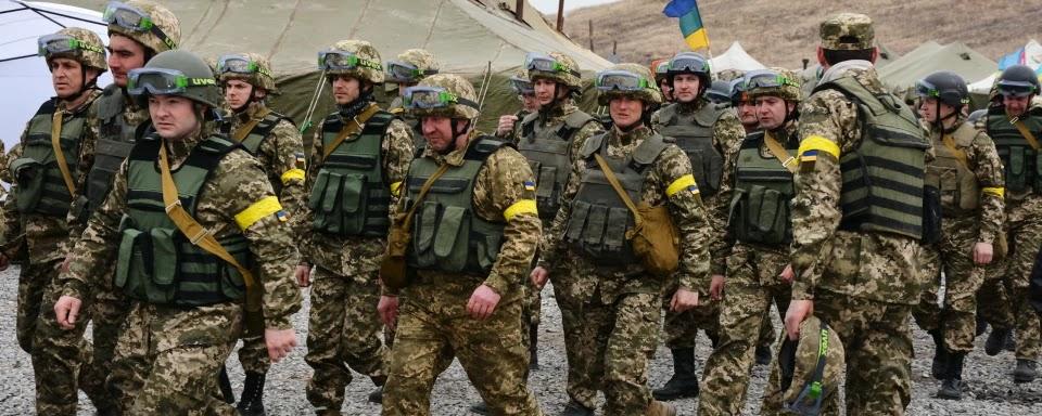 Чисельність постійних військ територіальної оборони України збільшать з 580 осіб до 10 тисяч